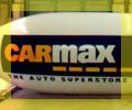 20 feet long CarMax logo custom advertising blimps
